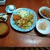 幸運な病のレシピ( 2409 )朝:糠漬け、キャベツ炒め、なめこ汁
