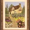 家路の花々