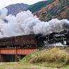 D51 200 44年ぶりの復活運転初日と下関観光