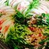 小栗旬さんの白菜と豚肉の鍋