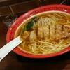 パーコー麺でお肉補給!w