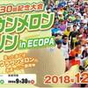 【速報】袋井クラウンメロンマラソンに出場します!