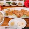 ルミネエストのsakura食堂にて500kcal定食。と大人買い!