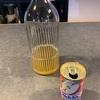 ウォーターケフィア⑦二次発酵りんごジュース