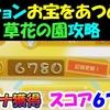 【ピクミン3デラックス】 ミッション  お宝をあつめろ!  草花の園 攻略 スコア6780 #36