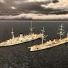 日本海軍巡洋艦開発小史(その1) 防護巡洋艦の系譜