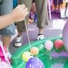 学校のお祭り-『キャンディスパイダー』の作り方
