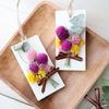 けやきカラーの花束サシェ(^^)*皆様にお知らせがあります