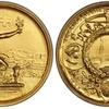 スイス1895年射撃祭シューティング ゴールドメダルPCGS SP67
