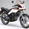 バイク遍歴①-b 1983:RZ125Sついて