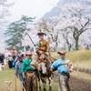 津和野の流鏑馬神事を撮る