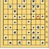 将棋ウォーズ初段の将棋日記57 四間飛車 VS 居飛車