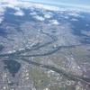 洛外航空写真