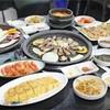 韓国料理屋さんでの巻