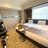 【宿泊記】レムプラス銀座 ツインルーム 1511号室