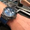 Y・S様の腕時計選び【ウブロ】クラシックフュージョン クロノグラフ セラミックブルー 45mm
