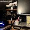 1泊車中泊 奈良県御所市/自作 バンコン キャンピングカー 〜新装開店、試すとき~