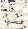 今週末はGONNA HAVE A PARTY!!