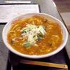 最後の一杯「戸越銀座・百番・特製酸辣湯麺」