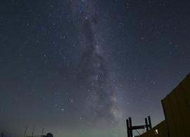 南極のオーロラを360度カメラ「THETA S」で撮ってみた