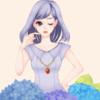 【イラスト002】紫陽花