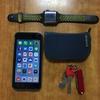 身につける道具を選び抜く mont-bellのミニジップワレットは意外と収納力が高い財布である
