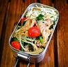 メスティン 肉野菜炒めご飯