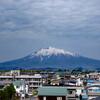 山と写真写り