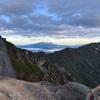6月中旬の中央アルプス 空木岳から木曽駒ヶ岳への縦走登山 中編