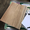 おでん屋さんの木製看板