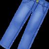 若者のジーンズ離れ?若者はジーンズを履いている