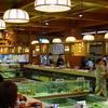 稚加榮(ちかえ)高級料亭の定食ランチで1日限定500食。生簀を眺めて食べる優雅な食事だった