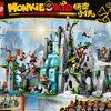 LEGO 80024 仕切り直し モンキーキングの伝説 インスト① モンキーキッド