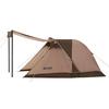 【キャンプ用品】LOGOSの新作テント『ツーリングドゥーブル』が快適すぎた。