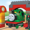 LEGO 5543 きかんしゃパーシーと車庫 デュプロ