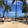 貧乏ハワイ旅行@海はフリーアクティビティ! ハワイの行きやすく美しいワイキキビーチ&アラモアナビーチ