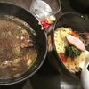 【今週のラーメン784】 魔乃巣 (千葉・松戸) カレーつけ麺+ご飯