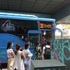 忠孝復興駅SOGOからの九份行きのバス停の場所(2017年9月現在)