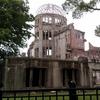 広島県の原爆ドームで平和の有り難さを感じる
