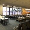十年一昔… フィラデルフィア空港が近未来的な雰囲気に変わっていました。