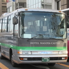 JR東海バス最古参車に注目