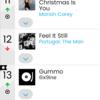 マライアのクリスマスソングがBillboardでもGeniusでも上位にランクイン