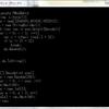 ランダム関数を使用して動的にリテラル文字列を生成するコードを吐くプログラム