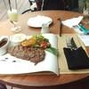 ドミチル:Domicile kitchen & cafeでステーキ