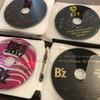 休日はB'zざんまい。後輩から借りたライブDVDをイッキ見