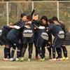 世界を目指す蹴球乙女〜デフサッカー女子日本代表候補合宿