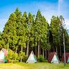 すずし野キャンプ場の紹介