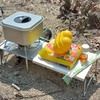 ST-310専用のメーカー純正テーブル:ミニマルワークトップ