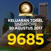 Keluaran Togel Singapura Rabu 30 Agustus 2017