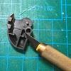 HGTOプロトタイプグフ 製作② パーツの加工